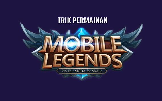 Tips Main Mobile Legend Agar Menang apk screenshot