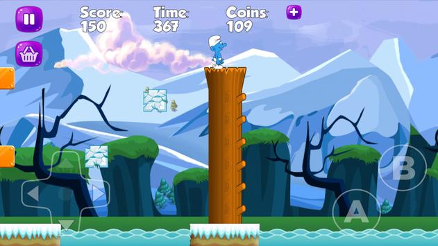 Smurf Amazing World screenshot 3