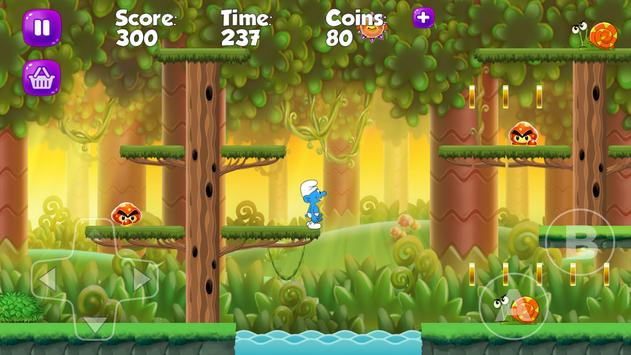 Smurf Amazing World screenshot 1