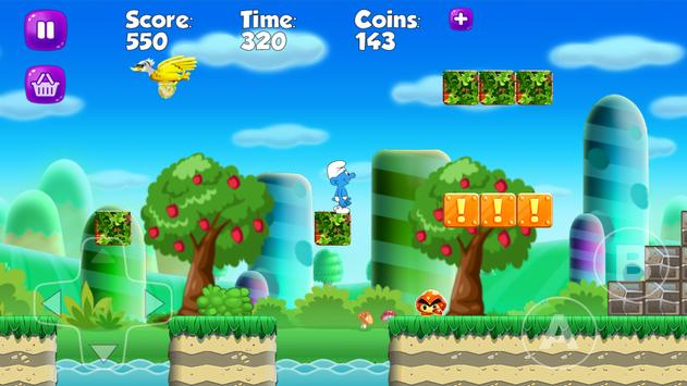 Smurf Amazing World screenshot 8