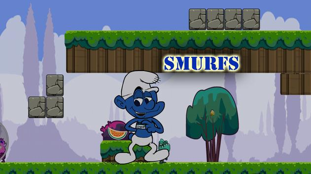 Super Smurf Adventure screenshot 11