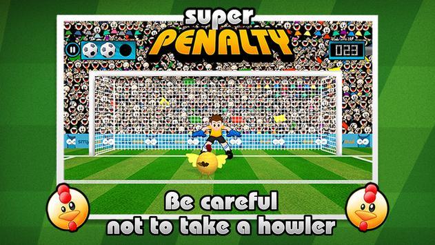 Super Penalty Free apk screenshot