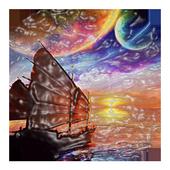 Sea voyage live wallpaper icon