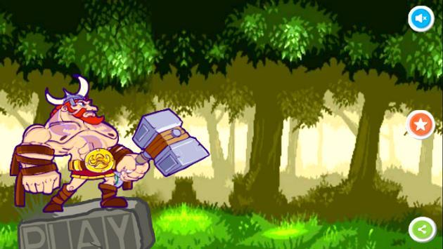 Jungle Adventure viking go apk screenshot