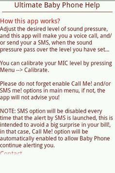 Ultimate Baby Phone apk screenshot