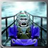 2D Jaguar Racing Car icon