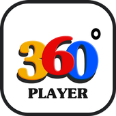 JP 360 Player icon