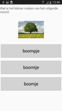 Taal leren groep 4 (gratis) screenshot 3