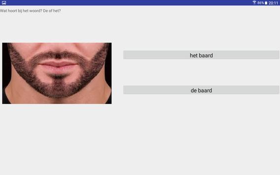 Taal leren groep 4 (gratis) screenshot 16