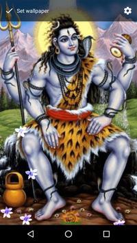 Lord Shiva Live Wallpaper screenshot 4