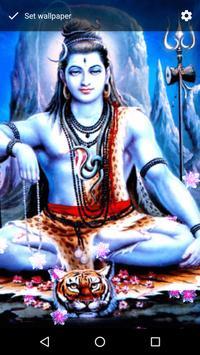 Lord Shiva Live Wallpaper screenshot 7