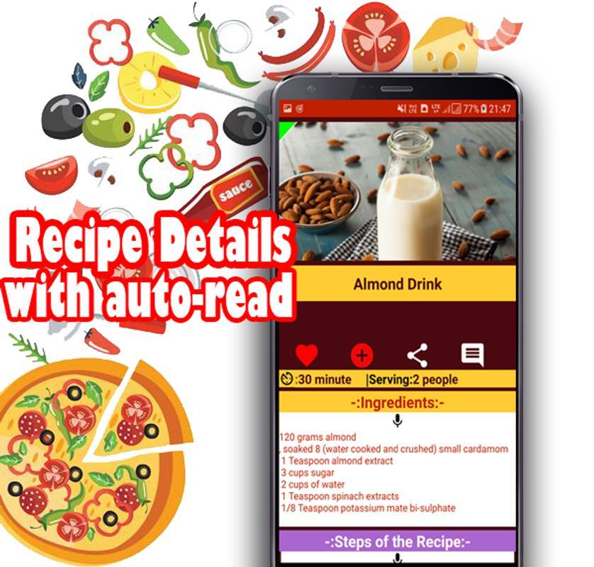 Snacksnrecipes food recipes cooking app descarga apk gratis snacksnrecipes food recipes cooking app captura de pantalla de la apk forumfinder Gallery