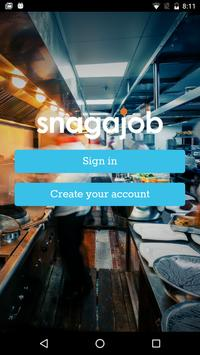 Snagajob for Employers poster
