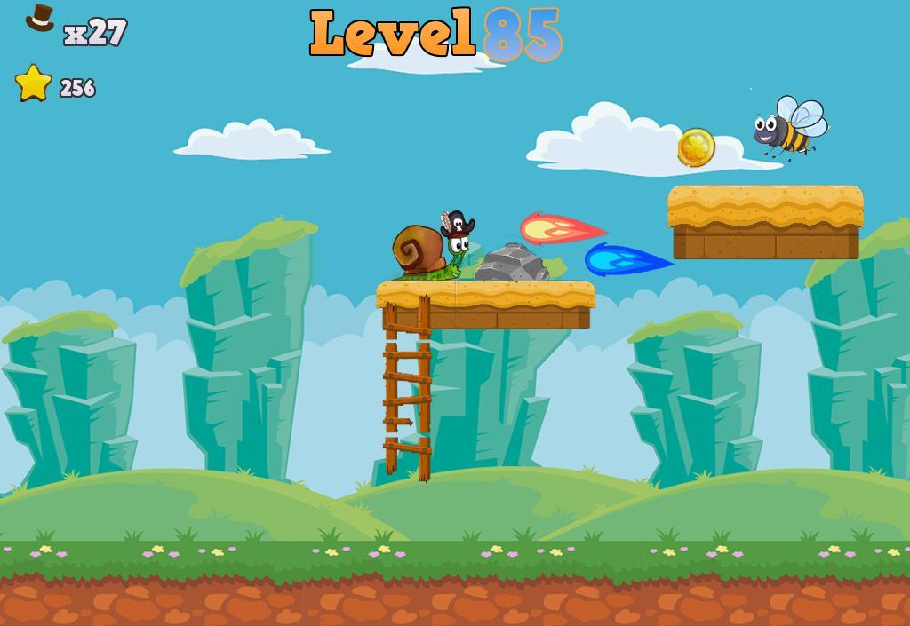 Snail Adventures Bob 8 для андроид скачать Apk