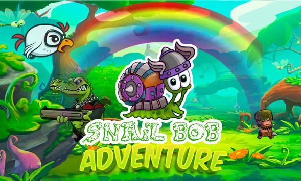 Bob Adventure 9 Super Snail для андроид скачать Apk