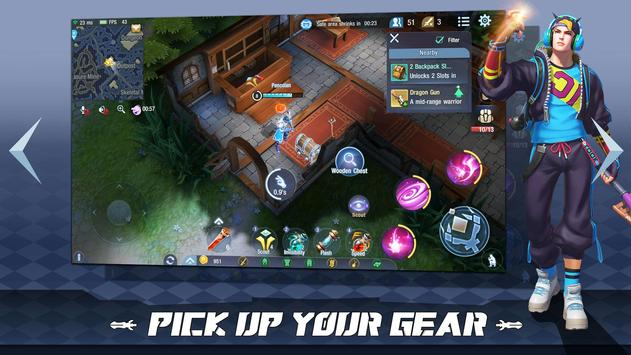 Survival Heroes screenshot 2