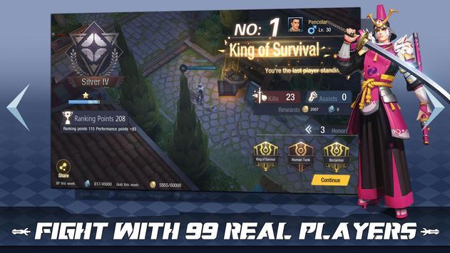 Survival Heroes скриншот 9