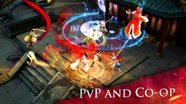 Легенды кунг фу: Сага - игра скриншот 7