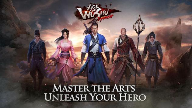 Age of Wushu Dynasty poster