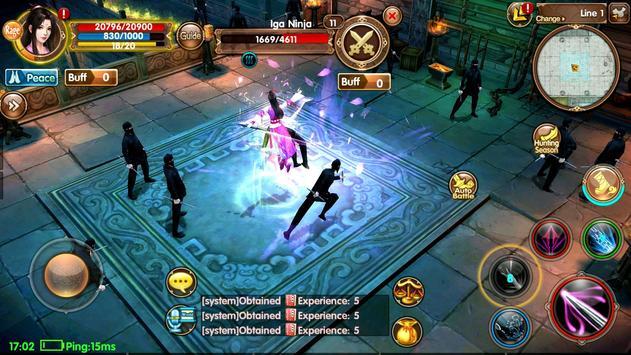 Легенды кунг фу: Сага - игра скриншот 17