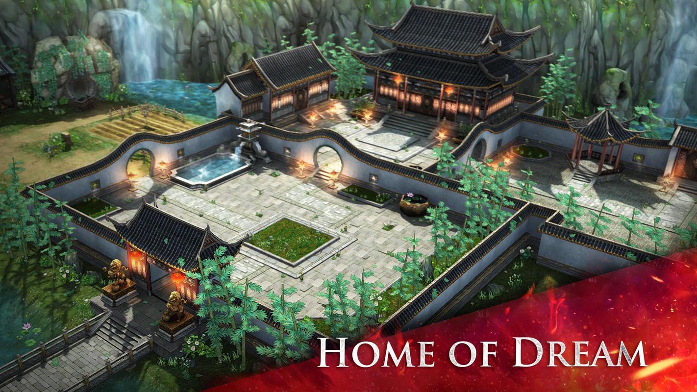... Age of Wushu screenshot 3 ...