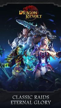 Dragon Revolt - Classic MMORPG poster