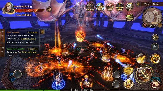 Dragon Revolt - Classic MMORPG apk screenshot