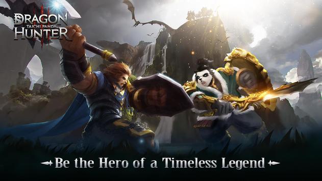 Тайцзи панда 3: Охотник за драконом постер