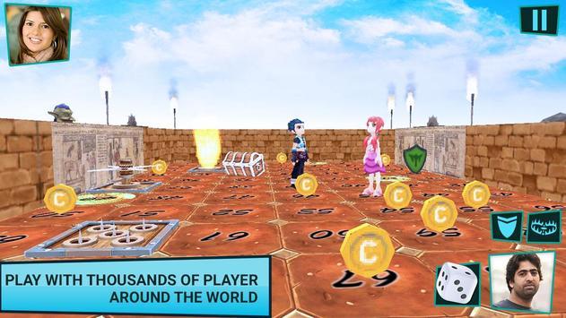 Snake and Ladder 3D 2018 screenshot 1