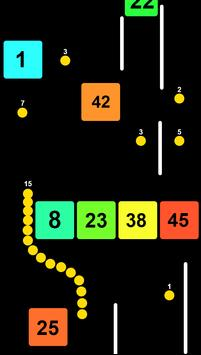 Snake Ballz Vs  Puzzle Blocks apk screenshot