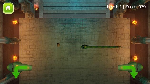 Snake Game 3D apk screenshot