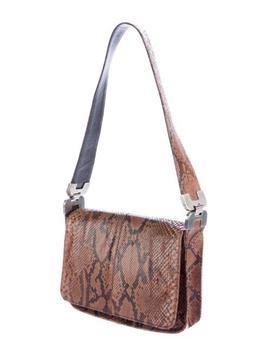snakeskin purse for women screenshot 6