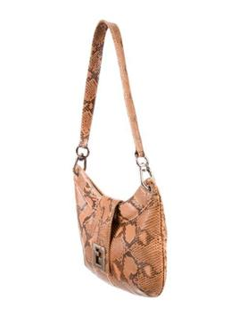 snakeskin purse for women screenshot 9