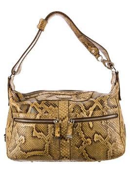 snakeskin purse for women screenshot 18
