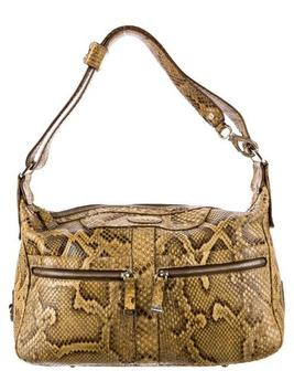 snakeskin purse for women screenshot 2