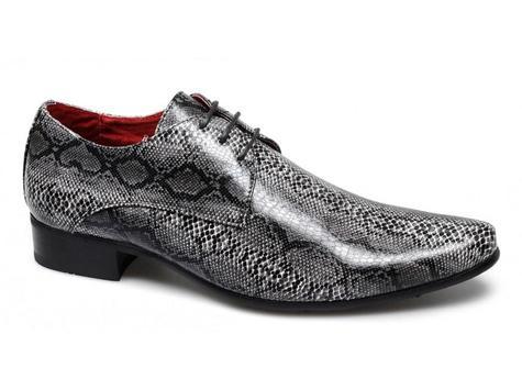 snakeskin shoes for men screenshot 25