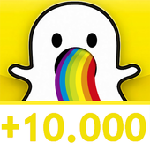 Get More Friends on Snapchat icon