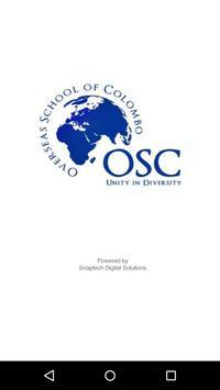 Overseas School of Colombo poster