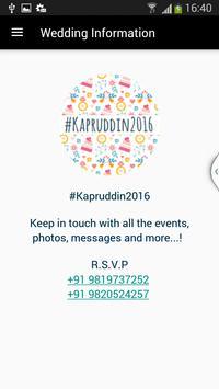 Kapruddin2016 poster