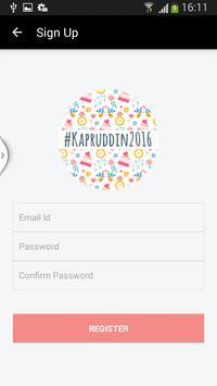 Kapruddin2016 screenshot 1
