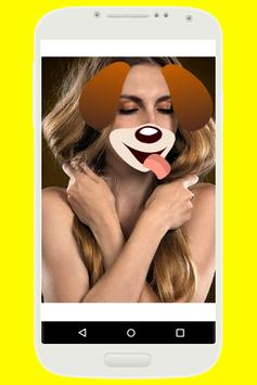 Snap Face for Snapchat Tips poster
