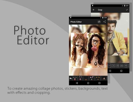 Photo Editor & Splash Effect poster