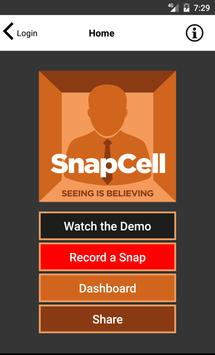SnapCell 'Lite' (Old Devices 3+ Yrs) screenshot 1