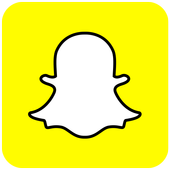 Snapchat ícone