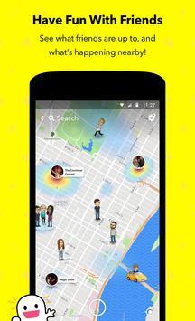 Snapchat apk スクリーンショット
