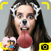 filters for snapchat アイコン