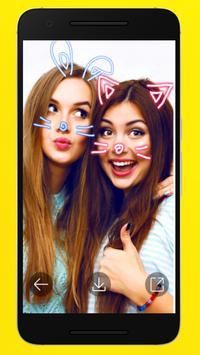 filters for snapchat スクリーンショット 1