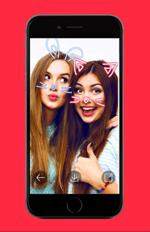 how to use 2 filters on snapchat android