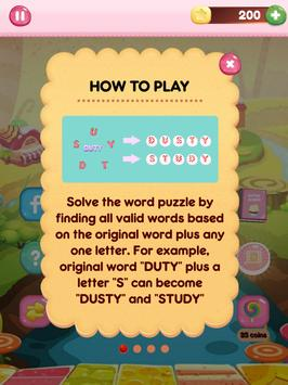 WordPlus - Word Plus Puzzle screenshot 12