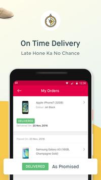 Snapdeal Online Shopping App for Quality Products apk screenshot